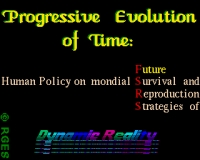 FED: Progressive-Evolution-of-Time-RGES
