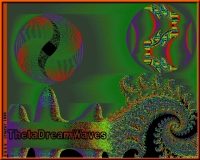 PsychedelicRealms: Theta-Dream-Waves-1-Framed-RGES