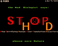 SaveNature: STHOPD_Text-RGES