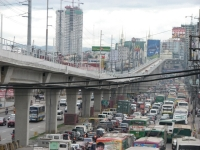 Cartoon\OverPopulation: Philippines-Overpopulation-Traffic