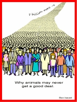 Cartoon\OverPopulation: cartoon-Isacat-human-population-Big-deal-for-other-animals