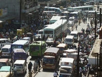 OverPopulation: Overcrowded-road-traffic
