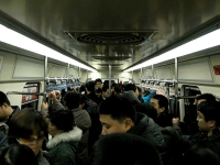 OverPopulation: Overpopulated-Juicyrai-BJ-subway-2